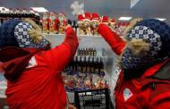 В Румынии открыли магазин, сделанный изо льда