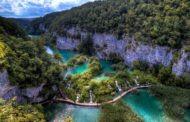 Национальный парк Плитвицкие озера: настоящее чудо природы