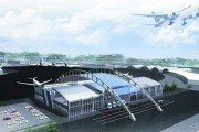 В Киевском аэропорту Жуляны открыли новый терминал