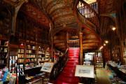 В Португалии находится самый красивый в мире книжный магазин