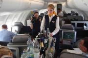 Lufthansa развлечет своих пассажиров