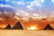 Знаменитую пирамиду Хеопса закроют на ремонт