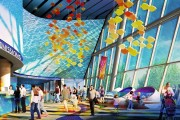 В Канаде открыт самый большой аквариум