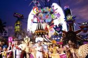 Таиландский курорт Пхукет готовится к рождественскому карнавалу