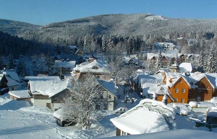 Шпиндлерув Млын, Чехия