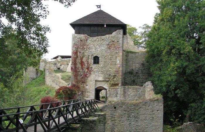 Замок Луков, Чехия