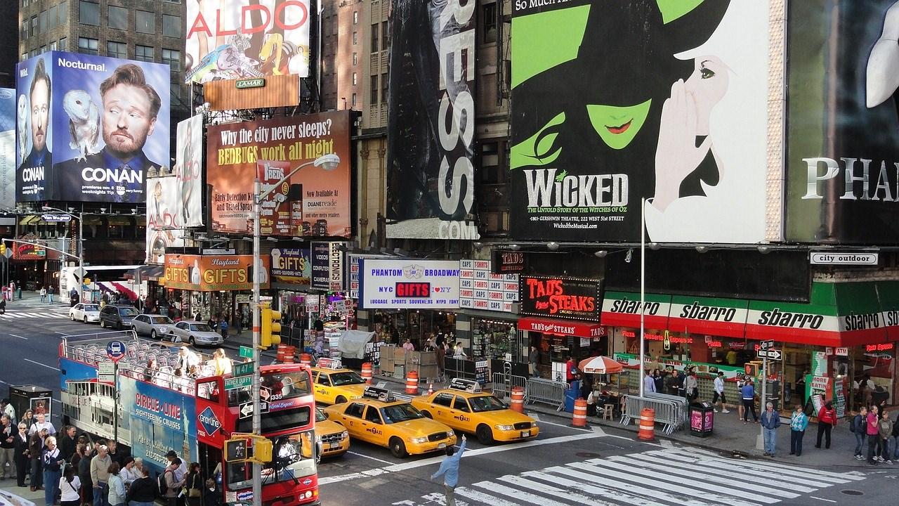 Нью-Йорк великолепен