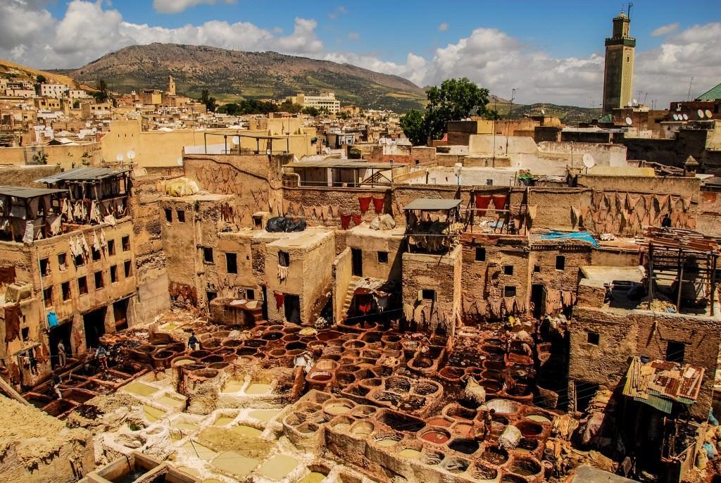 Древний город Фес