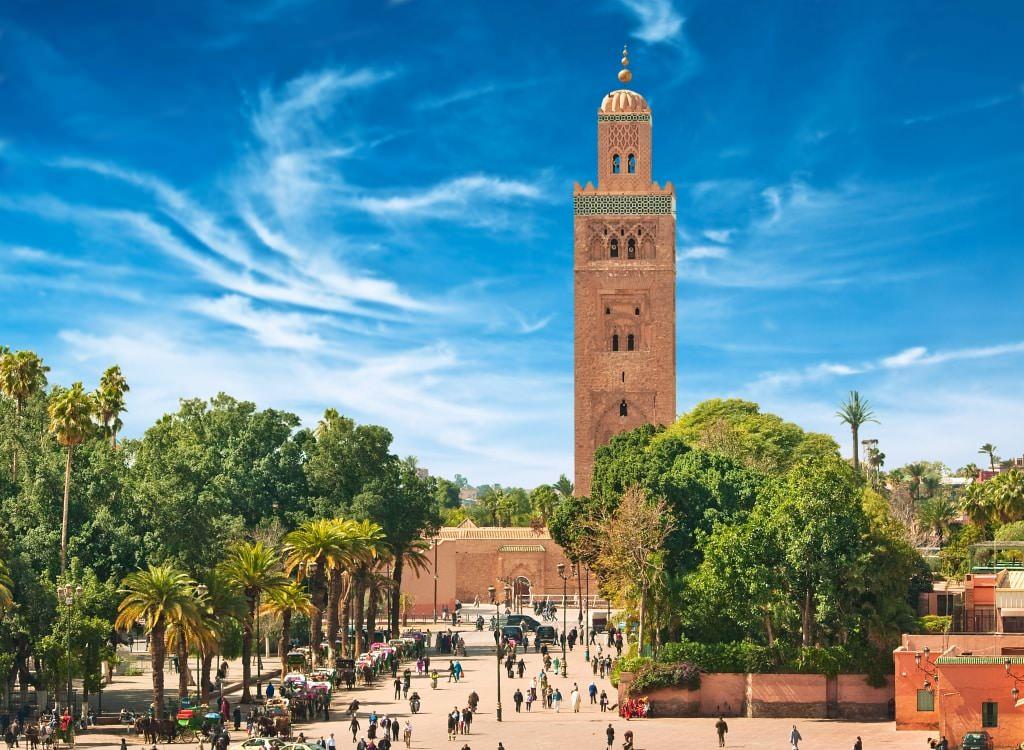 Марокко: Марракеш