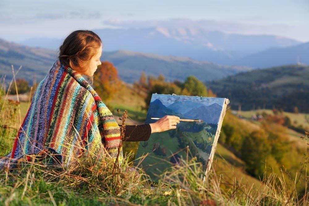 Путешествия способствуют творчеству