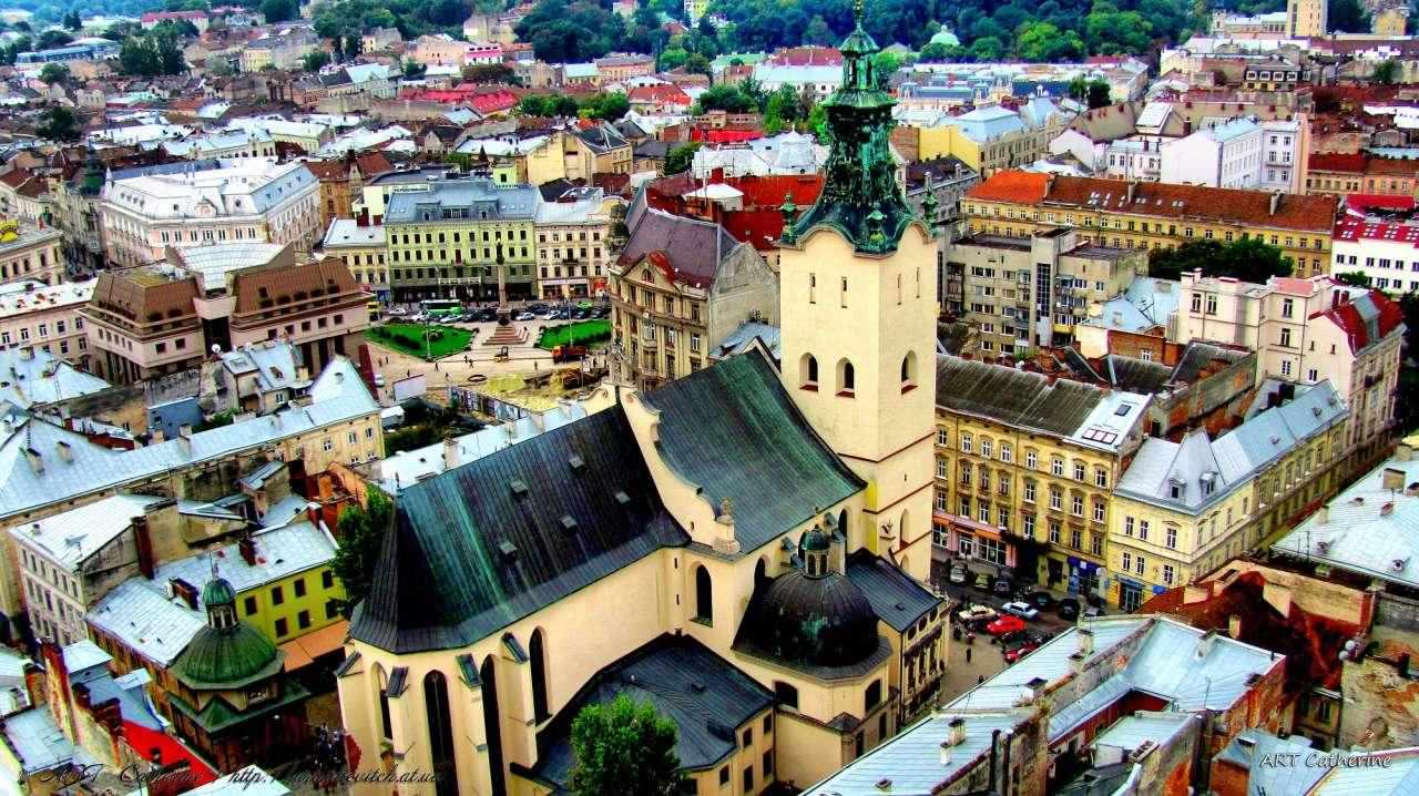 Определен лучший город для отдыха на уик-энд - Львов