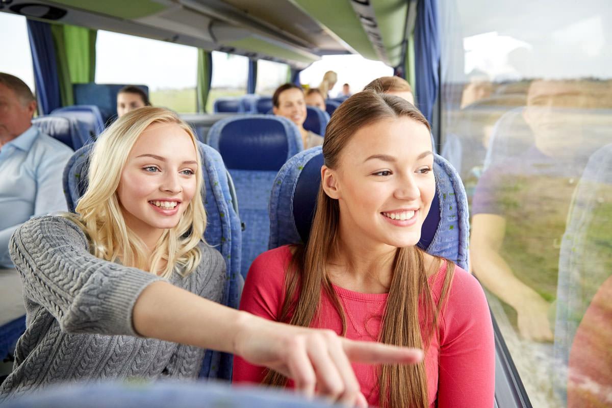 Как путешествовать на автобусе с комфортом