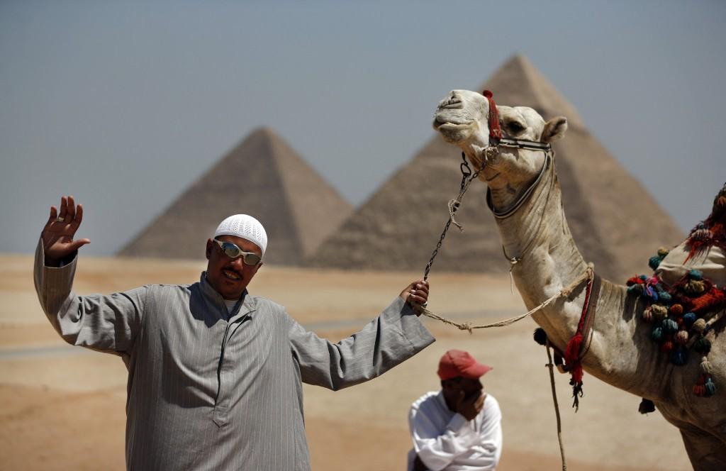 В Египте торговцам запретили приставать к туристам