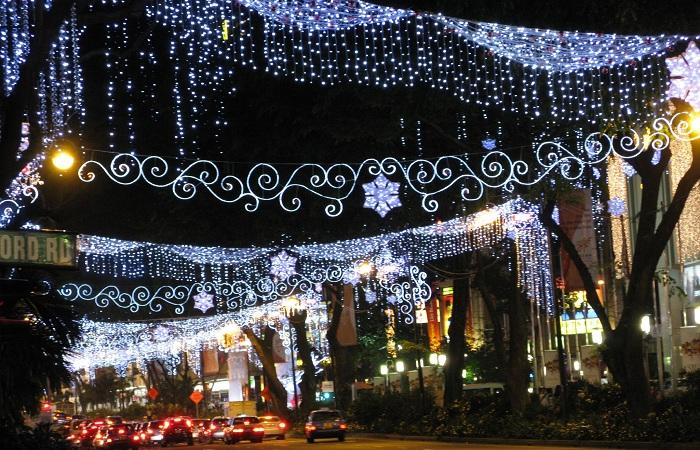 В Сингапуре открывается рождественская ярмарка