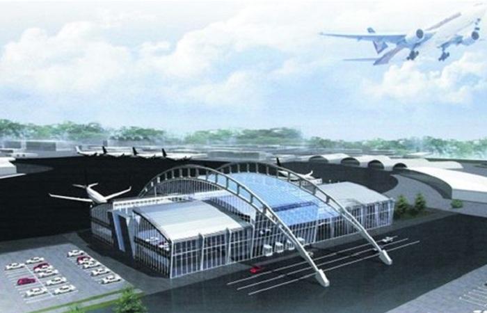 В Жулянах открыли новый терминал