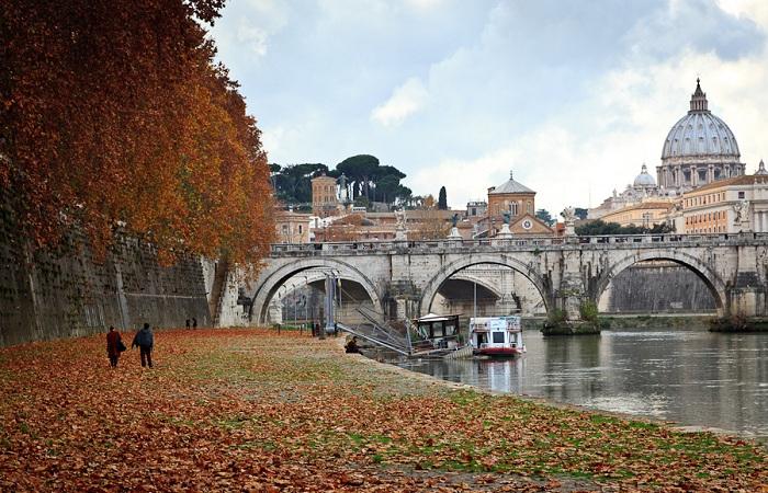 Осенний Рим. Фото: Stefano Lucidi