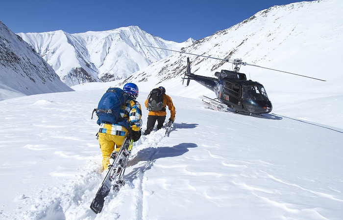 В Грузии откроется новый горнолыжный курорт