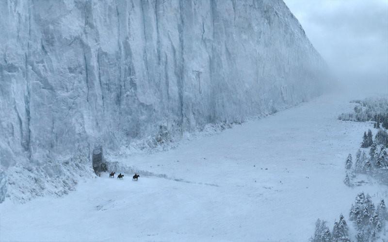"""В Северной Ирландии можно посетить стену из """"Игры престолов"""""""