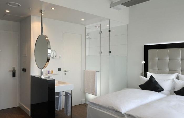 В Дюссельдорфе открыли новый отель