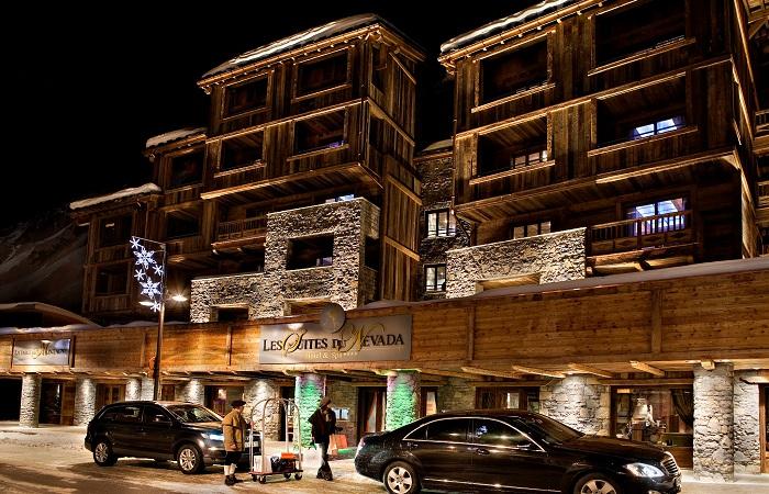 Отель Les Suites du Nevada 5*