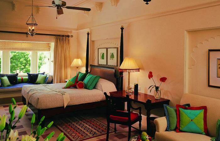 Апартаменты отеля The Oberoi Udaivilas