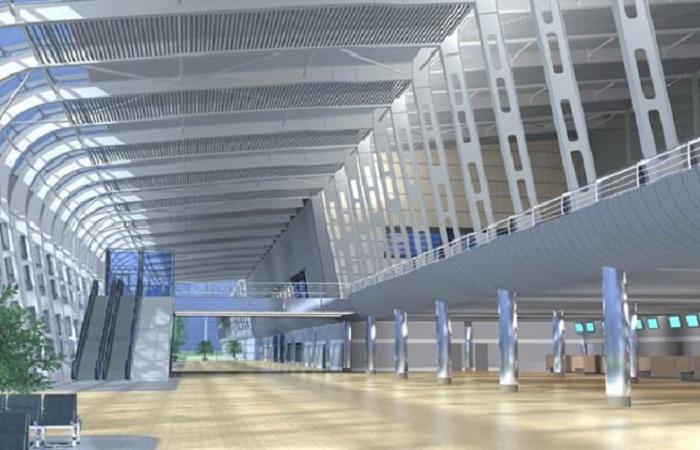 Во Львове открылся международный аэропорт