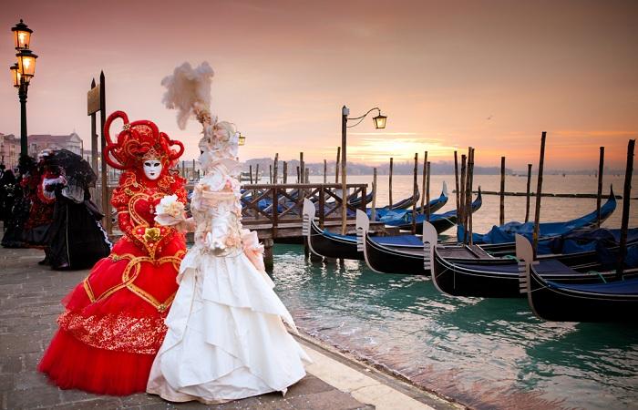 Венецианский карнавал будет посвящен природе
