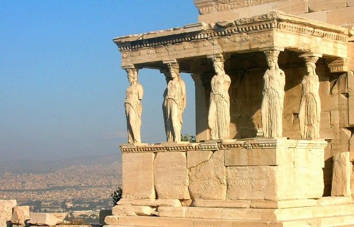 В музеях Греции планируют провести Wi-Fi