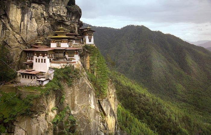 Бутан - зеленая страна