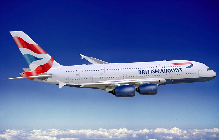 Авиакомпания British Airways