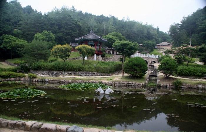 Красоты Южной Кореи