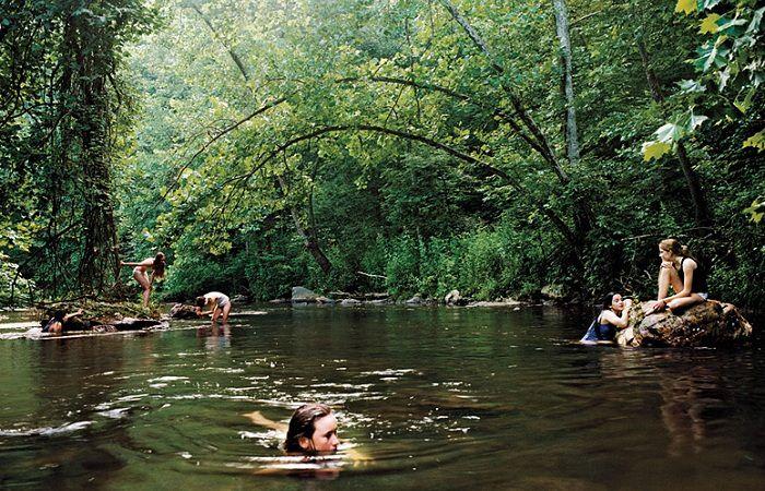 Река Литл-Ривер, Вирджиния