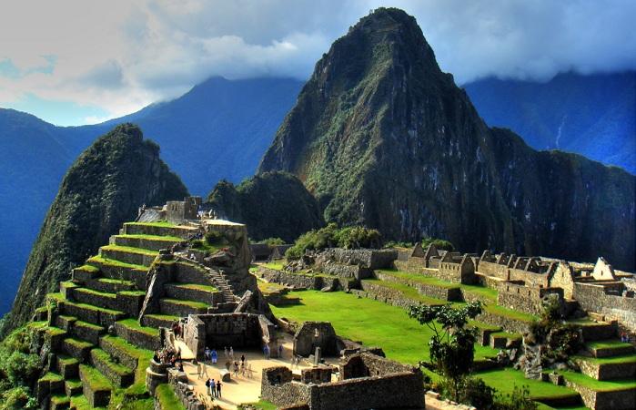 Город инков Мачу-Пикчу, Перу