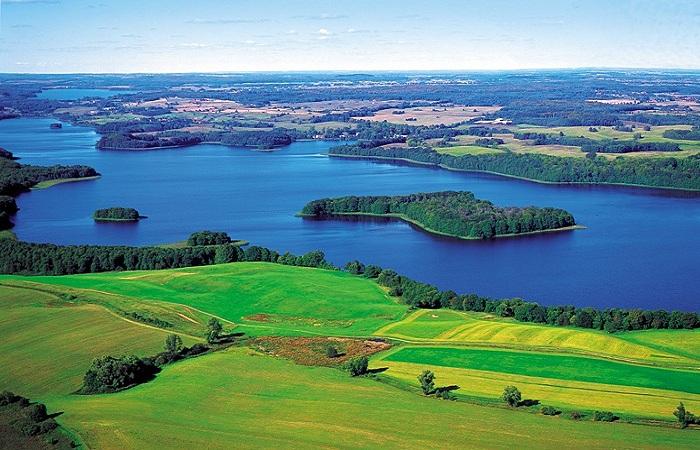 Мазуры – край «тысячи озер»