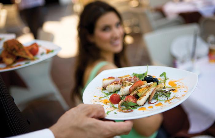 Правила поведения в ресторанах Италии