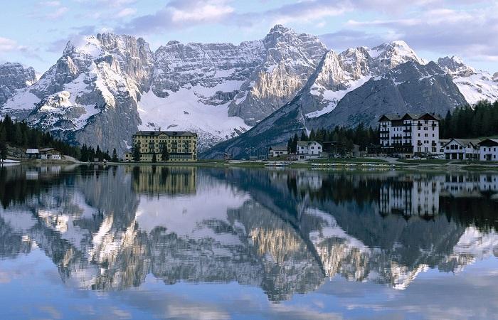 На итальянских горнолыжных курортах скучно не будет